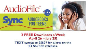 SYNC Audiobooks for Teens, Free 2018 Downloads! | IFLS Library System