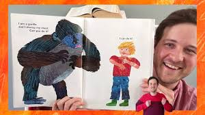 Head to Toe: Eric Carle Storytime with David Feinstein - YouTube