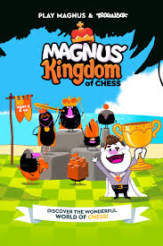 Magnus' Kingdom of Chess - Play Magnus and Dragonbox